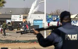 Nam Phi: Từ biểu tình đến bạo lực