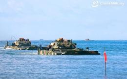 Trung Quốc tập trận tấn công bãi biển để cảnh báo Mỹ, Đài Loan