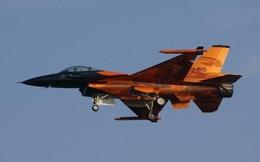 Hà Lan thanh lý 12 phản lực F-16 để chuẩn bị rước dàn F-35 mới