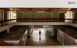 Ảnh: Khung cảnh vắng lặng chưa từng thấy của Chợ Lớn sau khi đóng cửa phòng Covid-19