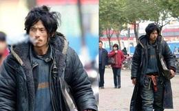 """Từng nổi tiếng rầm rộ vì ảnh chụp trộm, """"chàng ăn mày đẹp trai nhất Trung Quốc"""" 11 năm sau có cuộc sống khác hẳn thiên hạ hình dung"""