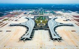 Siêu sân bay của Trung Quốc chính thức hoạt động
