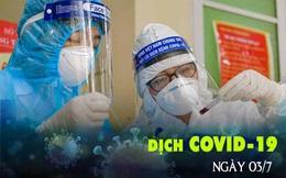 Bỏng nước sôi, người phụ nữ ở khu phong tỏa đi cấp cứu thì phát hiện mắc COVID-19; TP.HCM có thêm 250 ca COVID-19