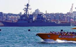 Nga khai hỏa rầm rộ ở Biển Đen, ngay gần nơi Mỹ và đồng minh tập trận