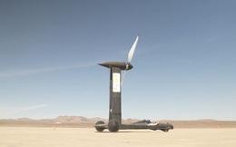 Chứng minh được xe chạy trong gió nhanh hơn gió, kênh YouTube khoa học thắng cuộc, giáo sư đã trả toàn bộ 10.000 USD tiền cược