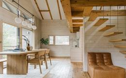 Nâng tầm không gian tổ ấm bằng cách tối giản: Sự kết hợp hoàn hảo giữa phương Đông và phương Tây trong ngôi nhà hiện đại