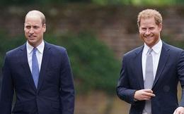 Sau tất cả, anh em Hoàng tử Anh đã tươi cười sánh bước bên nhau nhưng Harry lại lộ tâm trạng thật qua một hành động nhỏ