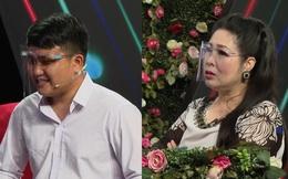 Chàng trai bị mẹ ruột đưa vào mái ấm tình thương, dũng cảm lên truyền hình tìm bạn gái, khiến Hồng Vân xót xa