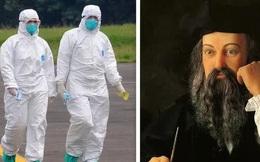 3 tiên đoán của nhà tiên tri lừng danh Nostradamus đã thành hiện thực và đây là tiên đoán thứ 4