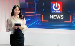 Bồ cũ Quang Hải bất ngờ khoe ảnh làm BTV chương trình thể thao