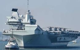 Anh sẽ triển khai hai chiếm hạm hoạt động dài hạn tại châu Á