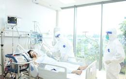 Người mẹ mang song thai nguy kịch trong khu cấp cứu bệnh nhân COVID-19 lớn nhất TP HCM
