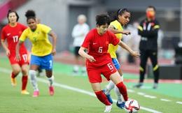 Đội tuyển Trung Quốc thua tơi tả trong ngày ra quân Olympic, đứng trước nguy cơ về nước sớm