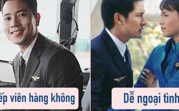 Cơ trưởng trẻ nhất Việt Nam đáp trả thế nào khi được hỏi 'làm nghề tiếp viên hàng không thì dễ ngoại tình'?