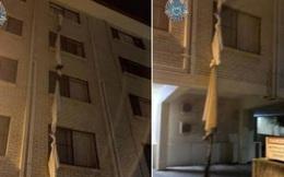 Bị đưa về khách sạn cách ly tập trung, người đàn ông tìm cách trốn thoát bằng ga trải giường và cái kết ''chạy đằng trời''