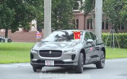 Chiếc xe điện đặc biệt đưa Bộ trưởng Quốc phòng Anh tới gặp Đại tướng Phan Văn Giang