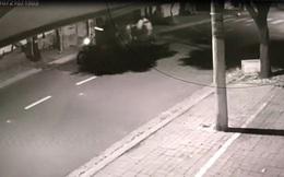 Kẻ trộm chó xịt hơi cay tấn công người ở Sài Gòn