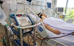 Chuyển 2000 trang thiết bị gồm máy thở, máy lọc máu, máy tạo oxy đến TP HCM
