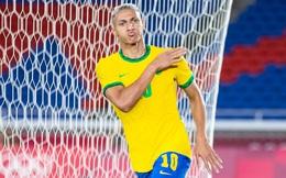 Chủ quan sau cú hat-trick, Olympic Brazil suýt ôm hận trước Olympic Đức trong trận đấu nghẹt thở