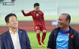 """NÓNG: Thầy Park """"cầu viện"""" VFF, bầu Hiển sắp cấp nguồn lực đặc biệt cho ĐT Việt Nam?"""