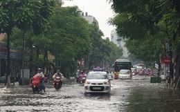 Áp thấp nhiệt đới cách Quảng Ninh 40km, các tỉnh Bắc Bộ hôm nay mưa lớn