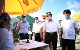 Chủ tịch Hà Nội Chu Ngọc Anh kêu gọi người dân thực hiện khai báo y tế thường xuyên