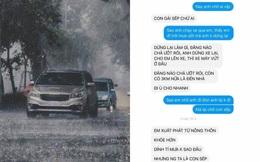 Vợ dầm mưa trong đêm, bắt gặp chồng lái ô tô lướt qua cùng cô gái có thân phận đặc biệt
