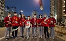 TRỰC TIẾP Lễ khai mạc Olympic 2020: VĐV Việt Nam sẵn sàng cho lễ diễu hành