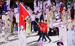KẾT THÚC Lễ khai mạc Olympic 2020: Đầy ý nghĩa và sáng tạo cho một kỳ Olympic không thể quên trong lịch sử