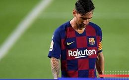 Barca có thể mất Messi vì khủng hoảng tài chính