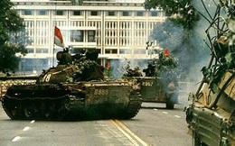 Bàng hoàng khi tiểu đoàn trưởng xe tăng hy sinh ngay cửa ngõ Sài Gòn và mối tình đẹp còn mãi