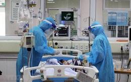 """45 ngày thở máy, 16 ngày ECMO, mất con khi đang điều trị và sự hồi phục """"kỳ diệu"""" của thai phụ mắc COVID-19"""