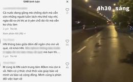 Khoe 'chiến công' dậy từ 4h30 sáng để 'phượt' về quê ngay trước giờ Hà Nội giãn cách, cô gái bị dân mạng lên án gay gắt