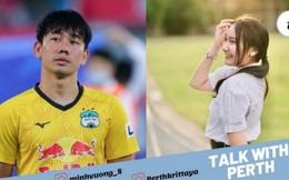 Minh Vương: 'Tôi biết đến HAGL là nhờ HLV Kiatisak'