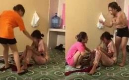 Thiếu nữ 15 tuổi bị bạn cùng làm quán karaoke lột đồ, tra tấn dã man ở Thái Bình