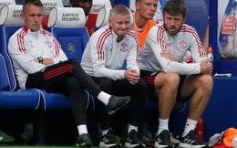 Man United thua muối mặt trong ngày HLV Solskajer được ký hợp đồng mới