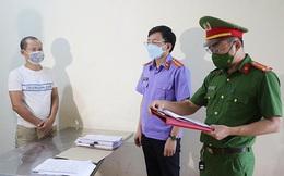 Khởi tố một 'đại gia' tổ chức khai thác đá trái phép ở Nghệ An