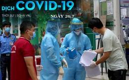 Sau chỉ đạo siết chặt, người dân TP.HCM đổ ra đường vẫn đông, 1 chốt phạt 10 biên bản trong 1 tiếng. 154 bệnh nhân COVID-19 tử vong