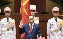 Chủ tịch nước Nguyễn Xuân Phúc tái đắc cử, tuyên thệ nhậm chức nhiệm kỳ mới