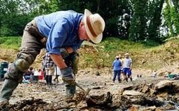 """Dùng Google Earth, cặp đôi tìm được nghĩa địa """"quái vật"""" 167 triệu tuổi"""