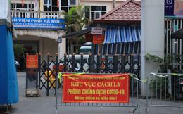 Trưa 26/7, Hà Nội phát hiện thêm 24 ca dương tính SARS-CoV-2, trong đó, 17 ca ở Bệnh viện Phổi Hà Nội