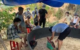Đà Nẵng: Nhóm người tụ tập đá gà bất chấp dịch Covid-19, bỏ chạy tán loạn khi công an tới