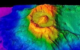 Tìm thấy tàn tích núi lửa giống trong phim 'Chúa tể của những chiếc nhẫn'
