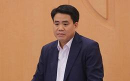 Cơ quan điều tra: Ông Nguyễn Đức Chung khai báo không thành khẩn, né tránh, đùn đẩy trách nhiệm cho cấp dưới