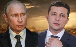"""""""Chén Thánh"""" về tay ông Putin, châu Âu vẫy cờ trắng: Trời sinh Ukraine sao còn sinh Nga?"""