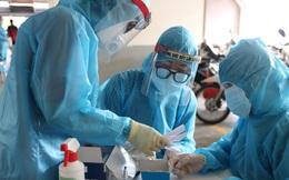 Đoàn nhân viên y tế Quảng Ninh hỗ trợ TP.HCM chống dịch có 16 người dương tính SARS-CoV-2