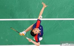 """Hoàng Thị Duyên gọi tay vợt Thuỳ Linh là """"Idol"""", dành lời khen đặc biệt sau trận thắng tại Olympic Tokyo 2020"""
