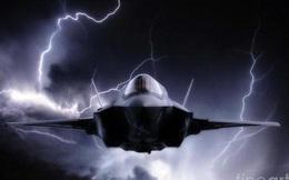 Tai nạn khó đỡ khi 'tia chớp' F-35B của Mỹ bị tia chớp thật 'hạ gục'