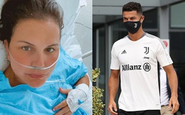 Chị gái Ronaldo phải nhập viện vì biến chứng Covid-19