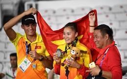 VĐV dân tộc thiểu số 'lên ngôi' ở đoàn Việt Nam tại Olympic 2021